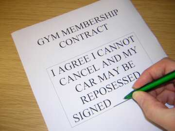 Letter From Doctor Cancelling Your Gymnasium Membership